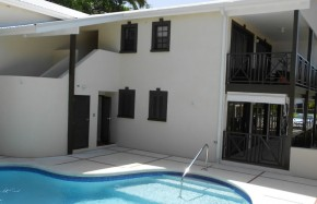 Ixora – Barbados