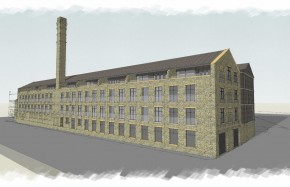 The Motor Works, Cononley - New Homes & Apartments - Coming Soon