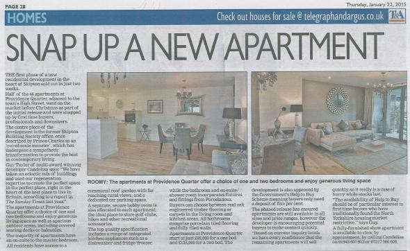 Snap Up A New Apartment