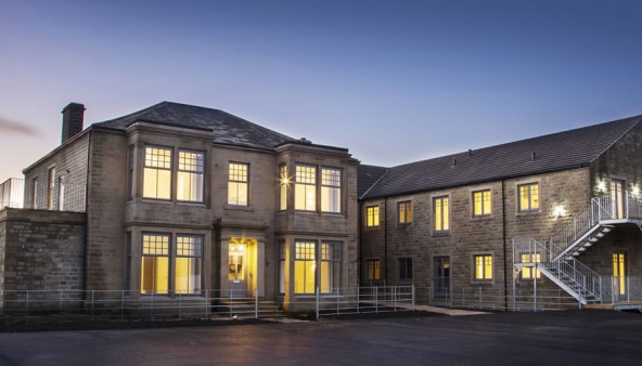 Luxury new development in Sutton lands prestigious industry award