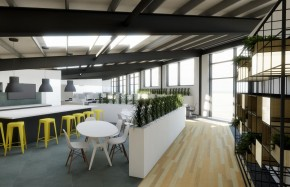 The Motor Works, Cononley - Contemporary Employment Space