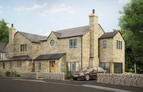 Horace Green, Cononley - Bespoke Houses - Coming Soon